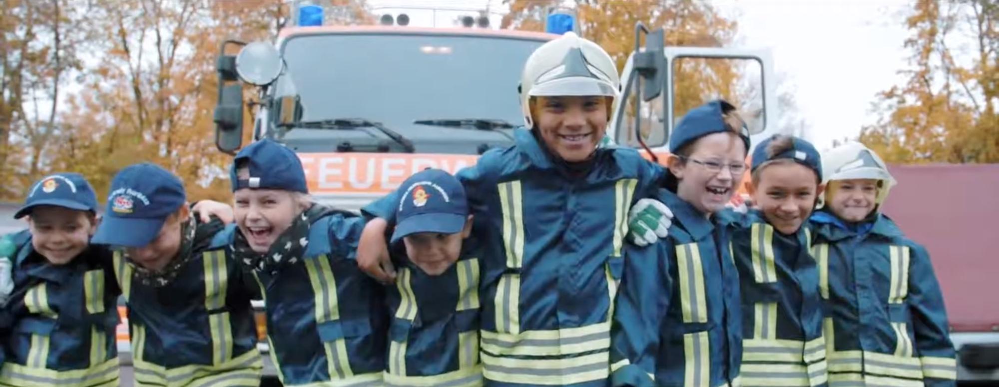 Kinderfeuerwehr Wiesbaden